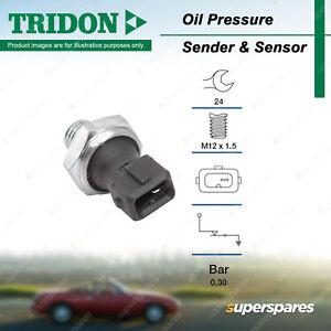 Tridon Oil Pressure Light Switch for BMW X1 X3 X5 X6 Z3 Z4 E53 E70 E83 E84 F25
