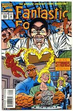 Fantastic Four #393 (1994; vf 8.0) almost fault free