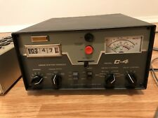 Drake C-4 Station Control With Outlet Box - Rare Find