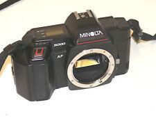 Minolta 5000 AF body MACCHINA FOTOGRAFICA FOTOCAMERA CAMERA VINTAGE 1114