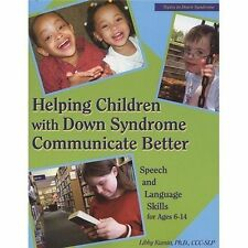 Helping Children with Down Syndrome Communicate Better: Speech and Language Ski