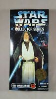 "Star Wars Collector Series: 12"" Obi-Wan Kenobi Action Figure New!"