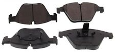 For BMW 3 Series 5 Series 6 Series E60 Germany Quality Front Axle Brake Pad Set