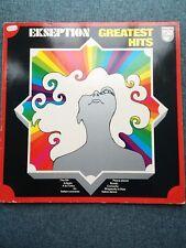 Ekseption Greatest Hits vinyl LP Philips 1973 Prog Rock EX/VG+