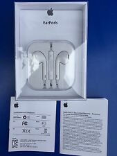Genuine Original Apple Headphone for iPhone 6+ 5S 5C EarPods Earphone with mic