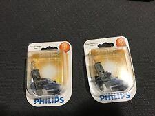 Headlight Bulb-Standard-Single Blister Pack Philips H1 B1 2 Pack x2