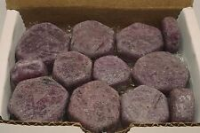 Ruby Sapphire Collection 11.6 Oz Corundum 12 Crystals Red Pink Purple 02927