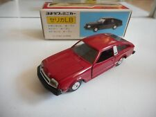 Yonezawa Toys Diapet Toyota Celica LB in Red on 1:40 in Box