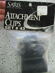 SARIS Attachment Clip Set #43 Saris Roof racks
