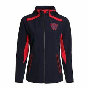 NEW Official Melbourne Demons Ladies Premium Softshell Jacket