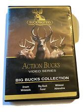 Bucmasters Dvd Action Bucks Video Series Big Bucks Collection