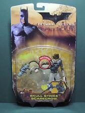 Batman Begins : SCARECROW Figurine articulée 13 cm Mattel 2005 Epouvantail DC n2