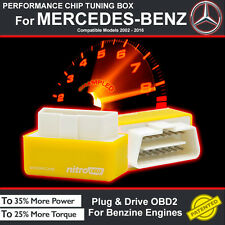 Power Tuner Performance Tuning Chip Fits 1997-2017 Mercedes-Benz E500