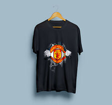 Manchester United Superman Rip tee shirt