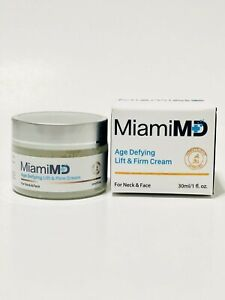 MiamiMD Age Defying Lift & Firm Cream For Neck & Face Dermatologist APPROVED!!
