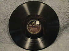 """78 RPM 10"""" Record Zeke Manners Sioux City Sue & Dont Dog Me RCA Victor 20-1797"""