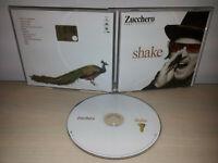 ZUCCHERO SUGAR FORNACIARI - SHAKE - CD