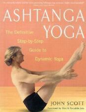 Ashtanga Yoga: The Definitive Step-by-Step Guide to Dynamic Yoga. #39487 U