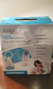 Foppapedretti Baby Monitor Angel Care AC401 Audio, Movimento e Respiro