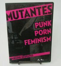 MUTANTES: PUNK PORN FEMINISM DVD DOCUMENTARY, PRO-SEX FEMINISM, POST-PORN, GUC