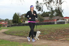 Just Pawfect personalised Jogging Lead / Hands Free Training Lead