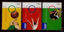 Australie 2008 Jeux Olympiques non Montés Excellent État Lot de 3