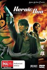 Heroic Duo (DVD, 2004) Leon Lai