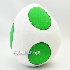 "8"" Super Mario Bros Yoshi Egg Plush Doll Toy/MY178"
