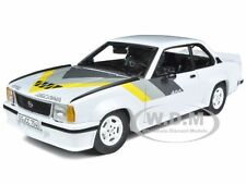 OPEL ASCONA 400 STREET CAR 1/18 DIECAST MODEL CAR BY SUNSTAR 5390