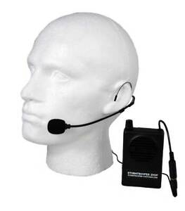 Stormtrooper Voice Amplification Unit suitable for Trooping