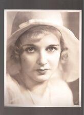 original 1930's Joan Bennett  publicity  photo