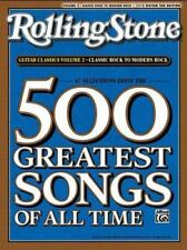 Selections From Rolling Stone Magazine's 500 Greatest Songs Of All Time: Guit...