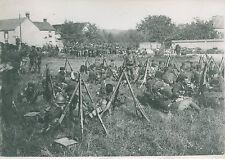 Guerre 14/18 Marne Tirailleurs