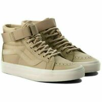 VANS SNEAKERS - SK8-HI REISSUE ST VN0A3QY2UB5 (LEATHER) BALLISTIC MOTOCROS UK 7