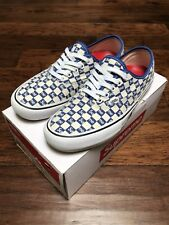 Supreme X Vans Authentic Blue Checkered