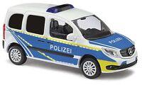 BUSCH 50659 Mercedes Citan Kombi Autobahnpolizei H0 #NEU OVP#