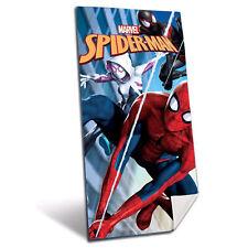 Toalla de Playa Esponja Algodón Marvel Spiderman Para Piscina Niño Héroes 2699