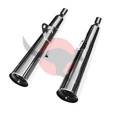TERMINALI SCARICO (Silencers) MARVING - HONDA CX 500 - COD.H/126/BC