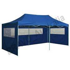 Gazebo Steel Frame 3m x 6m Outdoor Tent Structure Marquee Canopy Shade