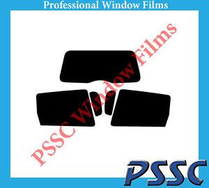 Daihatsu YRV 5 Door Hatchback 2001-2007 Pre Cut Car Auto Window Tint Film 5% Kit