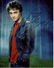 DANIEL RADCLIFFE signed autographed photo