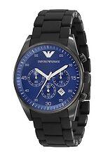 Men's Watches Emporio Armani AR5921 Sport Watch Quartz Chronograph Date Display