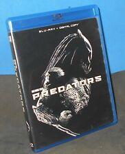 Predators (Blu-ray Disc, 2010, 2-Disc Set)