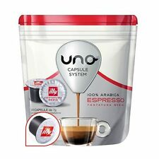 96 PODS UNO CAPSULES SYSTEM ILLY ESPRESSO MEDIUM ARABICA ORIGINALS BREAK SHOP