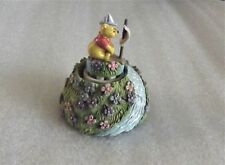Lenox Disney Winnie The Pooh SMOOTH SAILING Mini Figurine 2004 Collectible RARE
