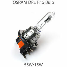 One OSRAM H15 12V 55W/15W DRL Bulb for Land Rover Discovery Sport .0 2.2D