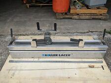 "Clipper 36"" Roller Lacer Conveyor Belt Lacing Tool RL-36 for #1-4 and U1 U2 U3"
