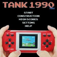 """1.8"""" Rétro 288 en 1 Console de Jeux Vidéo Portable FC Poche Classic Lcd Couleur"""