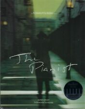 The Pianist KimchiDVD Exclusive Limited Edition SteelBook w/Lenti Slip A (Korea)