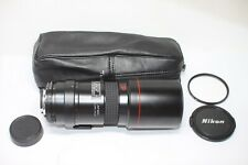 AS IS Tokina AT-X SD 400 400mm F/5.6  AF for Nikon